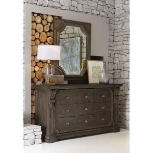 Wren Dresser with Searles Mirror