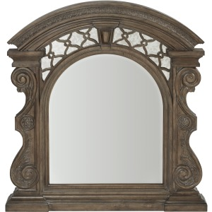 Bentley Carved Mirror