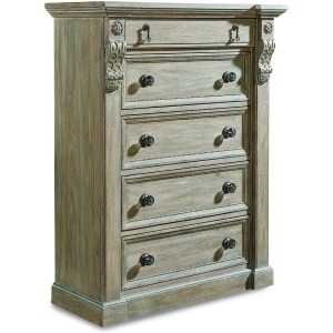 Jackson Drawer Chest Parch