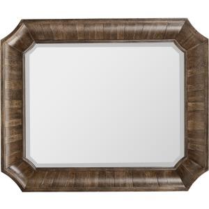 Barrel Stave Mirror