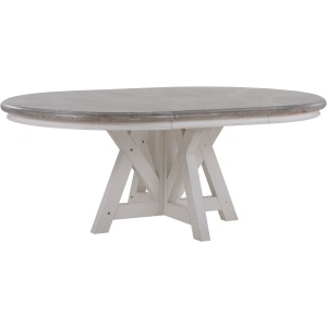 Snug Harbor Round Dining Table