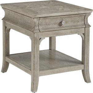 Lightkeepers Drawer End Table
