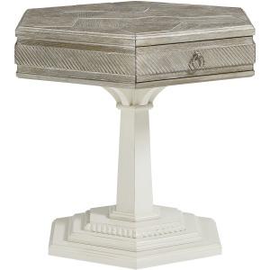 Turtle Island Lamp Table