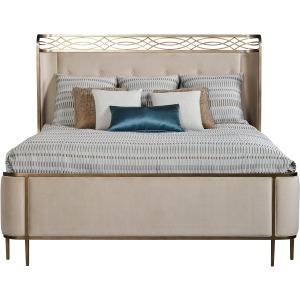 6/0 Upholstered Bed