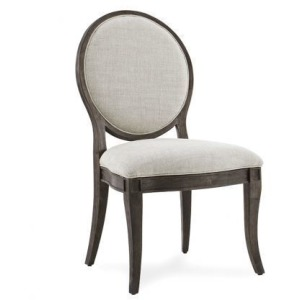 St Germain Oval Side Chair