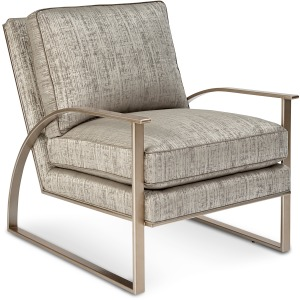 Bedford Crystal Accent Chair