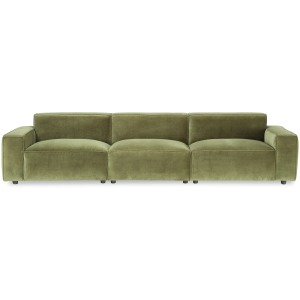 Olafur 3pc Modular Sofa Sectional