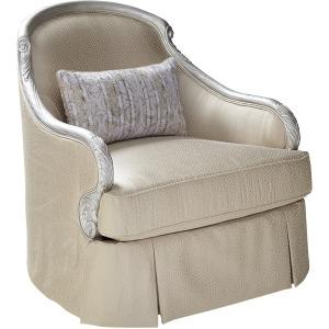Chamberlain Bezel Swivel Chair