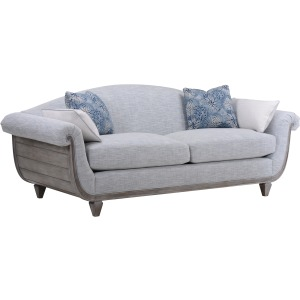 Bodie Blue Sofa