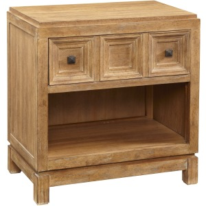 Ventura Open Nightstand