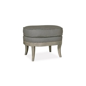 Avignon Wing Chair Ottoman