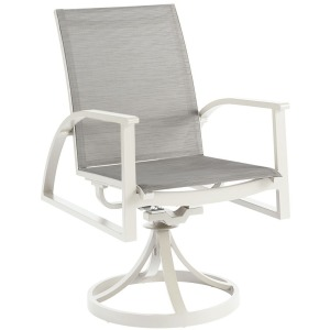 Cityscapes Outdoor Claidon Swivel Dining Rocker