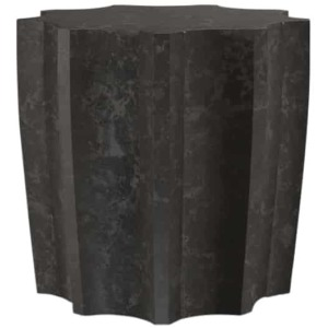 Passage Shaped End Table