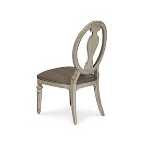 Oval Splat Back Side Chair