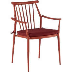 Darrow Arm Chair (red)