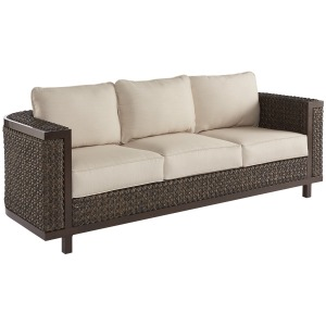 Brentwood Wicker Sofa
