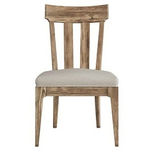 Passage Side Chair Slat Back