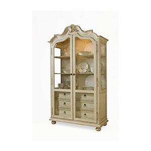 Display Cabinet Linen