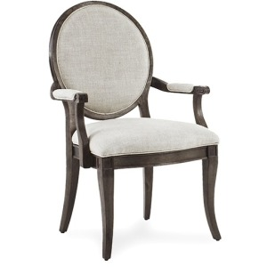 St. Germain Oval Arm Chair