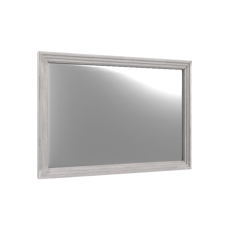 Mirror Chippy Gray