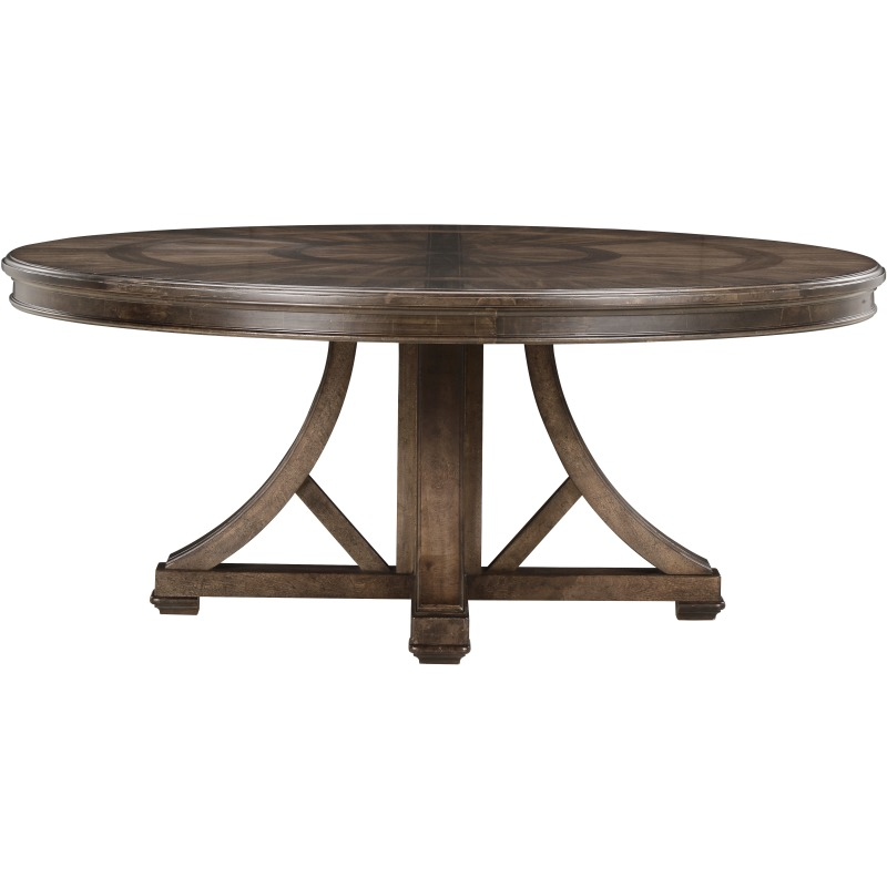 Bridlewood Round Dining Table 7