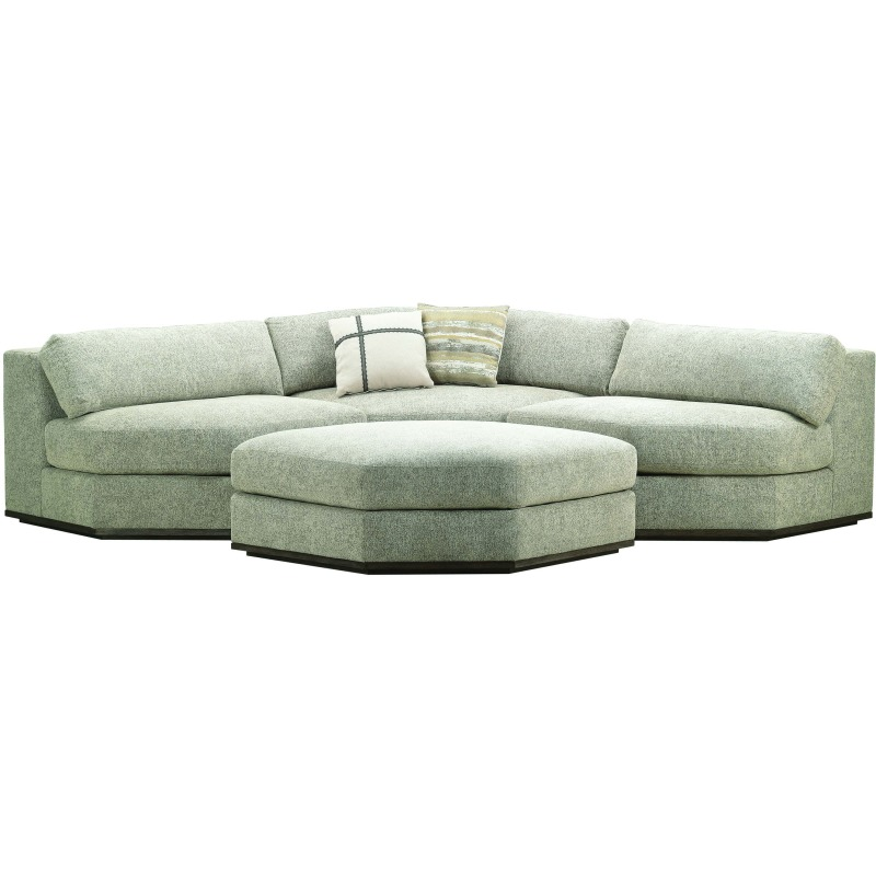 Diamond 3pc Sectional