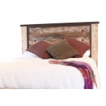 Antique King Headboard