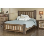 Veracruz King Platform Bed