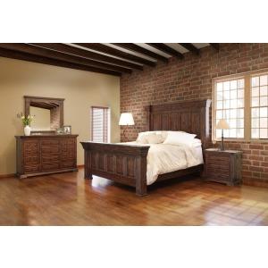 Terra King Bed