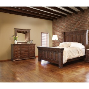 Terra 3PC King Bedroom Set