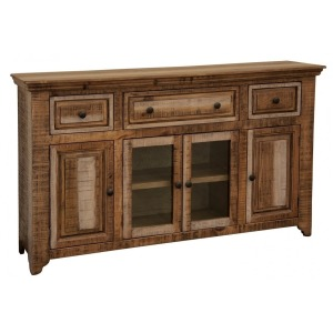 Marquez 3 Drawer, 4 Door, Console