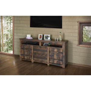 "Mezcal 70"" TV Stand w/2 Doors, 2 Drawers, & 2 Shelves"