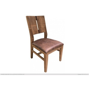 Comala Chair with Fabric Seat
