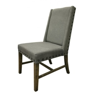 LOFT BROWN UPH DINNING CHAIR