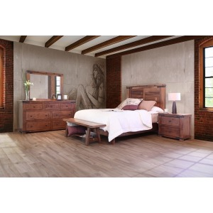 Parota II Queen Bed