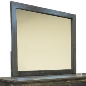 LOFT BROWN DRESSER MIRROR