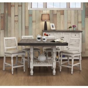 Stone 5PC Dining Set