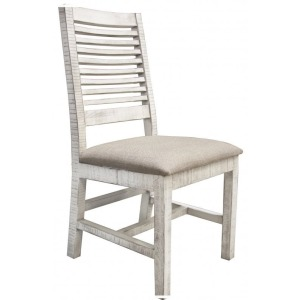 STONE WHITE DINING CHAIR