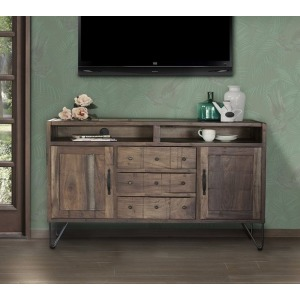 "60"" TV Stand w/3 Drawers & 2 Doors"