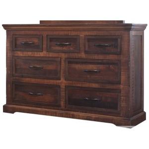 Madeira 7 Drawer Dresser
