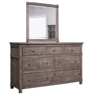 San Angelo Dresser and Mirror
