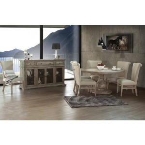 Bonanza 8 PC Dining Set