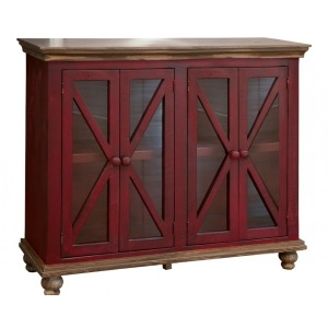 FLORENCE RED CONSOLE
