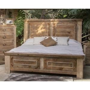 Montana King Platform Bed