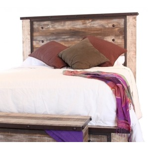 Antique Queen Headboard