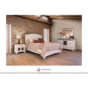 Pueblo Platform Bed