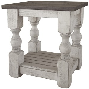 STONE END TABLE