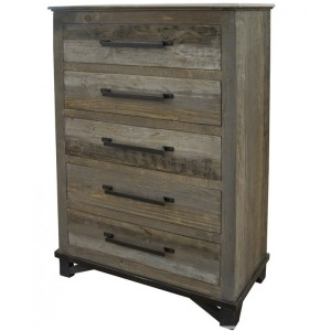 LOFT BROWN DRAWER CHEST
