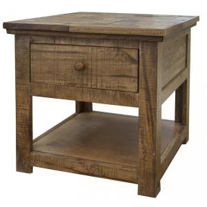 Salmanca End Table
