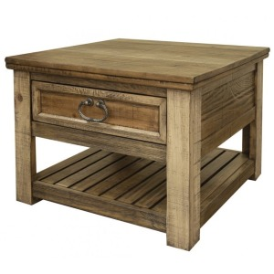Montana End Table w/ 1 Drawer
